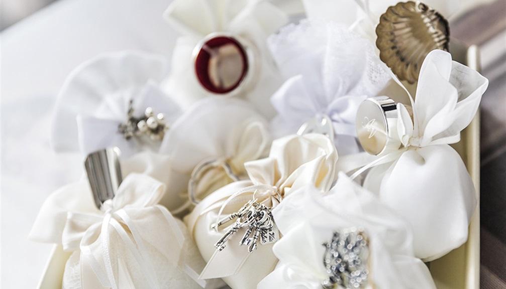 Bomboniere Matrimonio Argento.Bomboniere Matrimonio Eleganti Speciale Argento