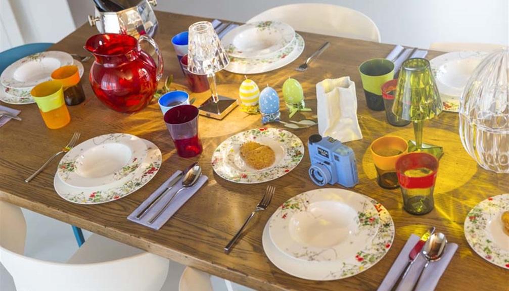 La tavola di pasqua idee e fotografie - La tavola di pasqua ...