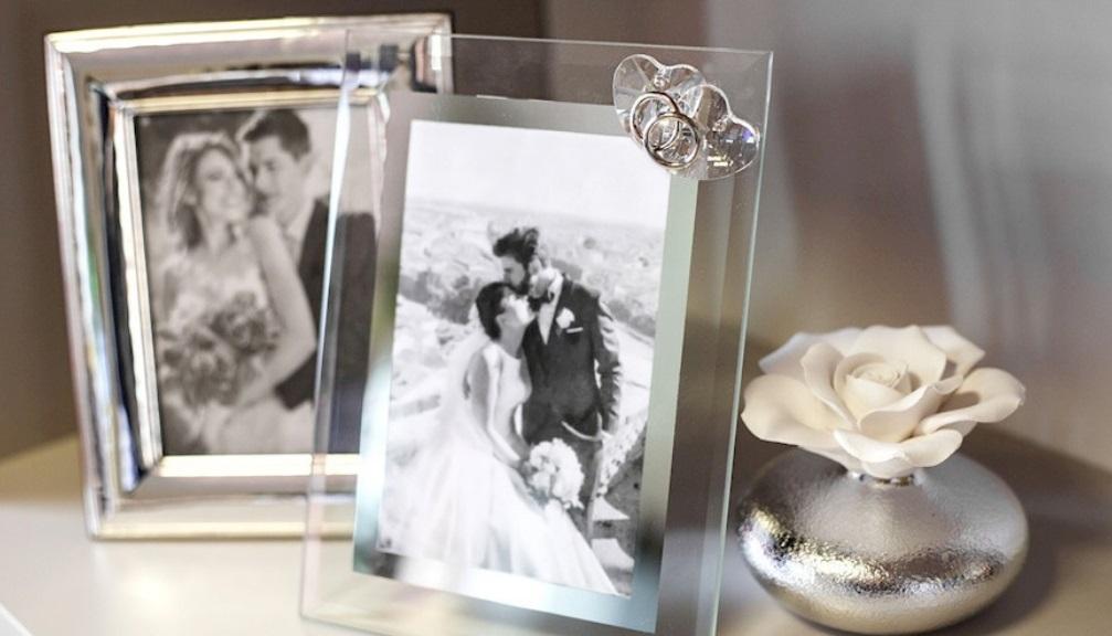 Bomboniere Matrimonio Wikipedia.Modifica Fedi Per Nozze D Argento