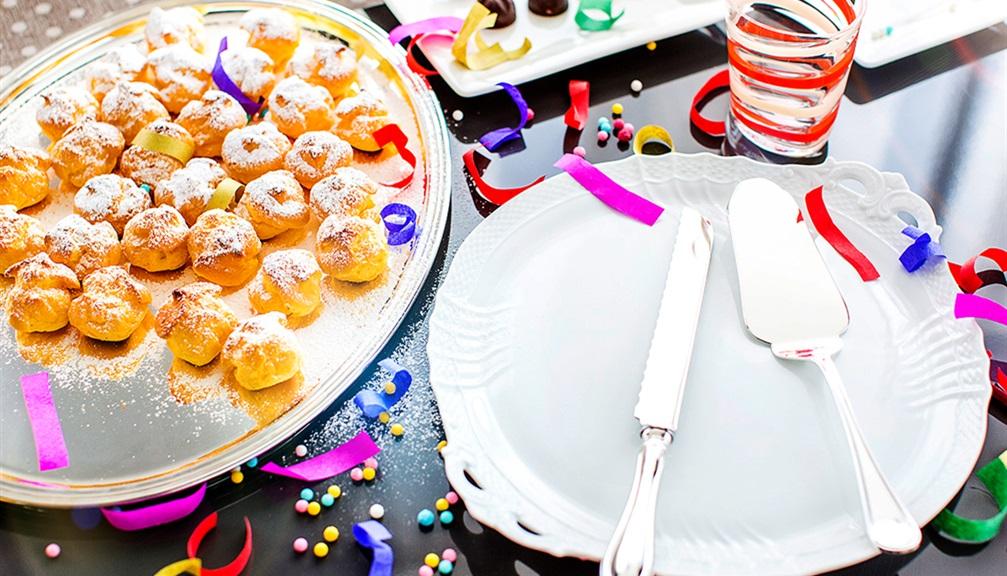 10 dolci di Carnevale da cucinare...e assaggiare!