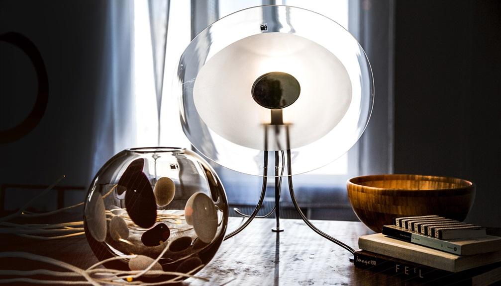oggetti di design per la casa kartell rosenthal e carlo