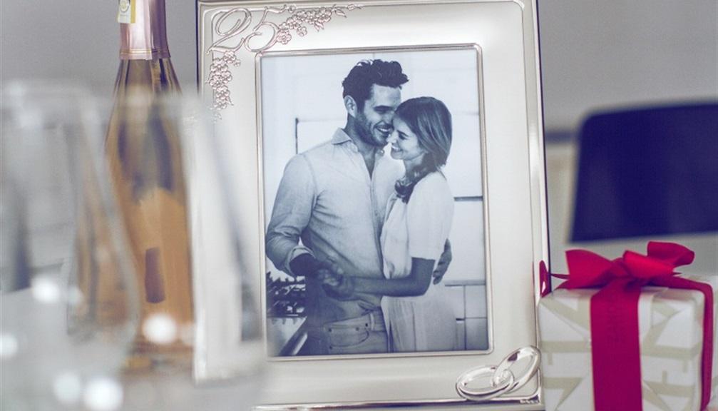 Regali Per 25 Anni Di Matrimonio