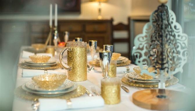 Argenterie vendita online zanolli - Apparecchiare una tavola elegante ...