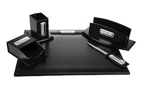 Sistema modulare di accessori da scrivania idfdesign elegante