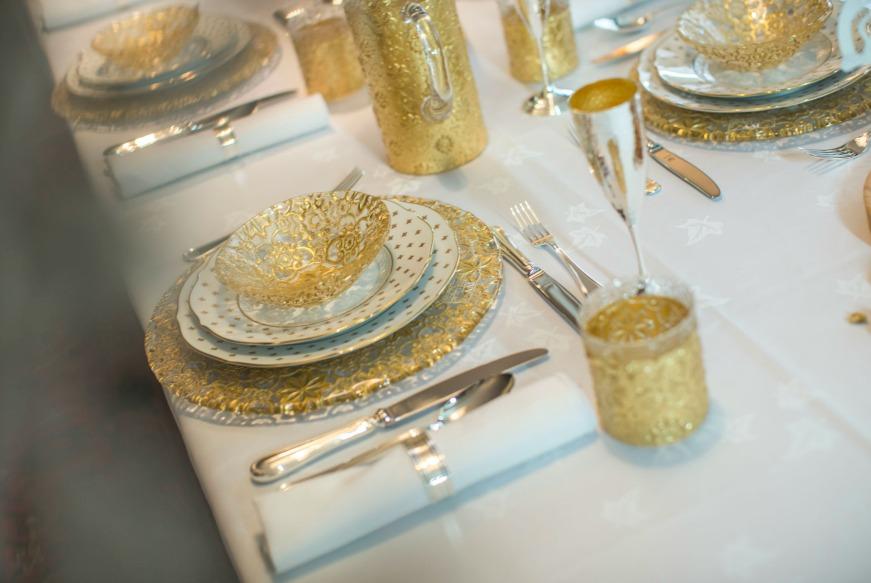Apparecchiare la tavola a natale 5 dettagli importanti - Apparecchiare la tavola a natale ...