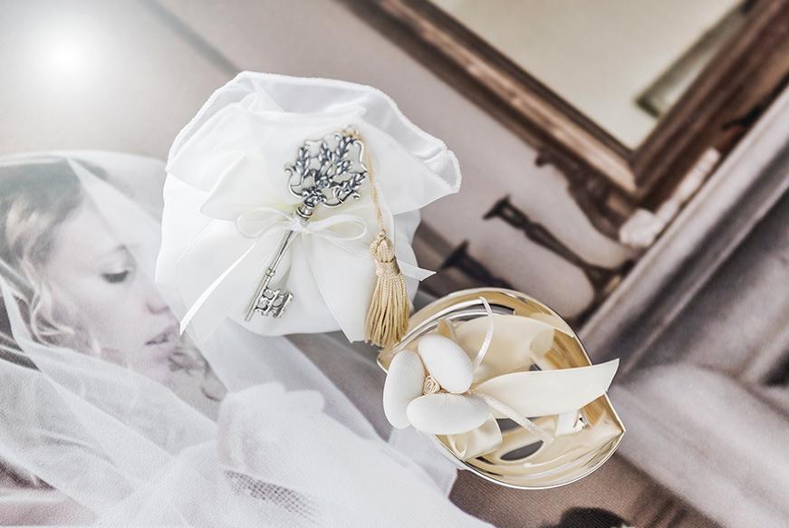 Bomboniere Matrimonio Raffinate.Bomboniere Matrimonio Eleganti Speciale Argento