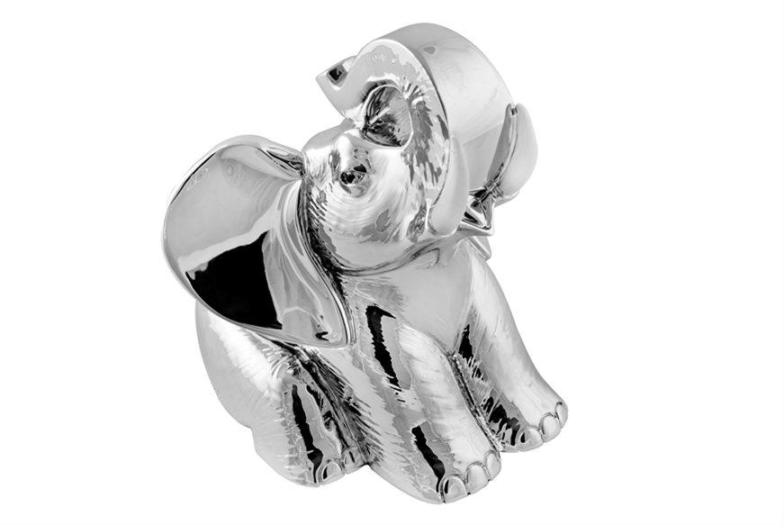 charm pandora elefante portafortuna