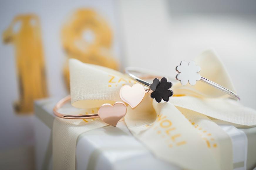 Idee regalo per i 18 anni ragazza for Idee regalo per venticinque anni di matrimonio