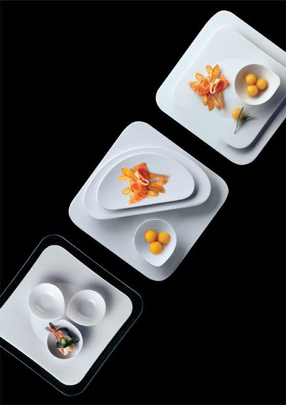 Come scegliere un servizio di piatti for Servizi da bagno moderni