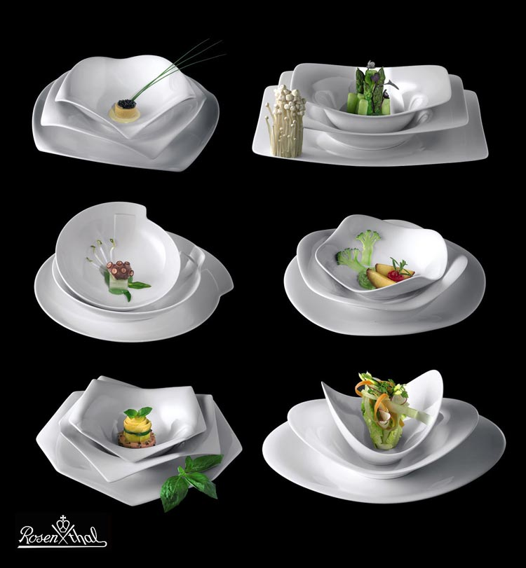 Come scegliere un servizio di piatti - Servizio piatti design ...