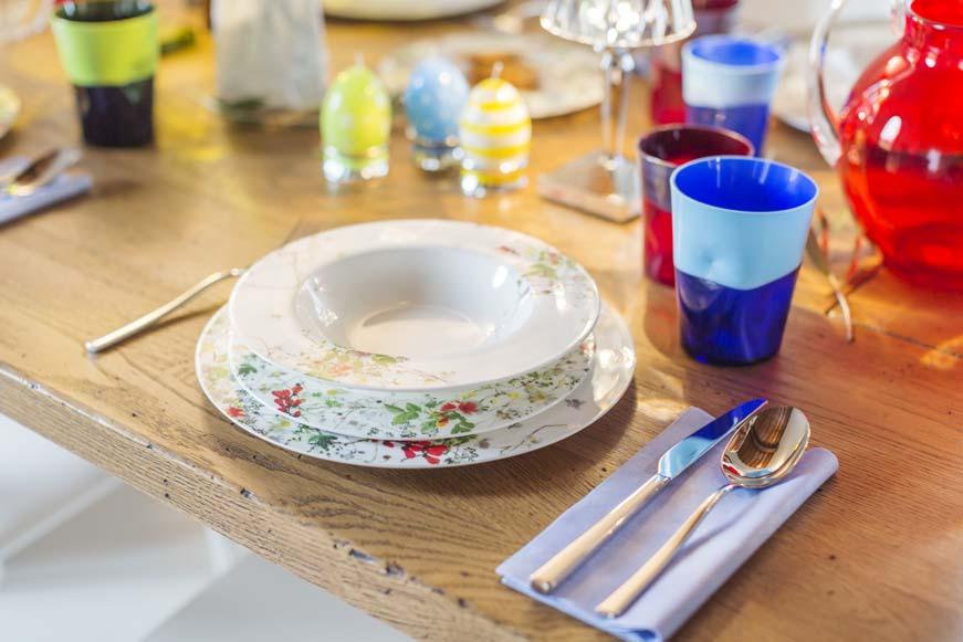 La tavola di pasqua idee e fotografie - La tavola di melusinda ...