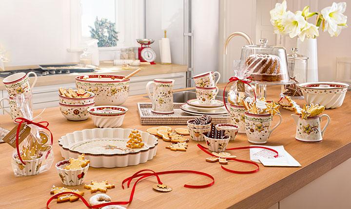 Servizi di piatti natalizi come scegliere - Servizi di piatti ikea ...